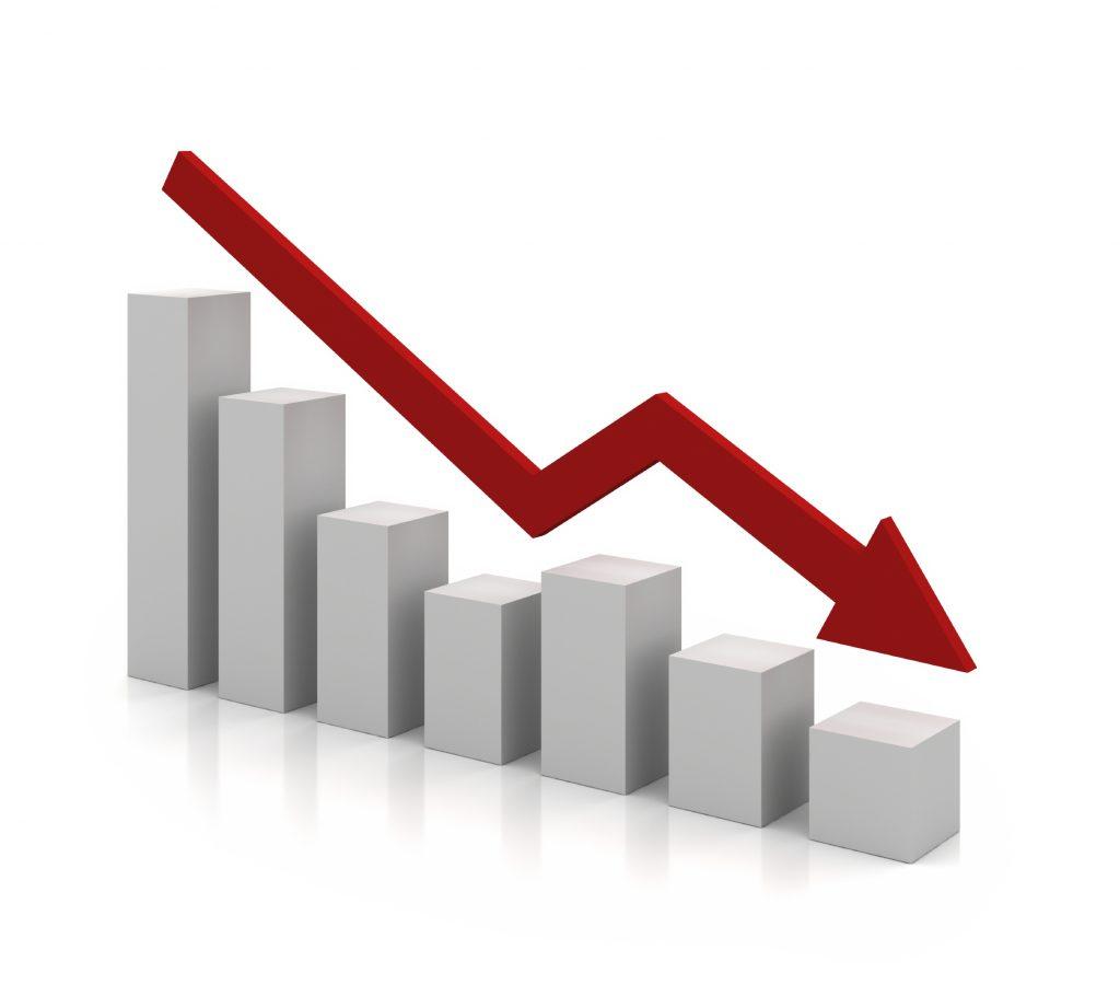 google rankings drop