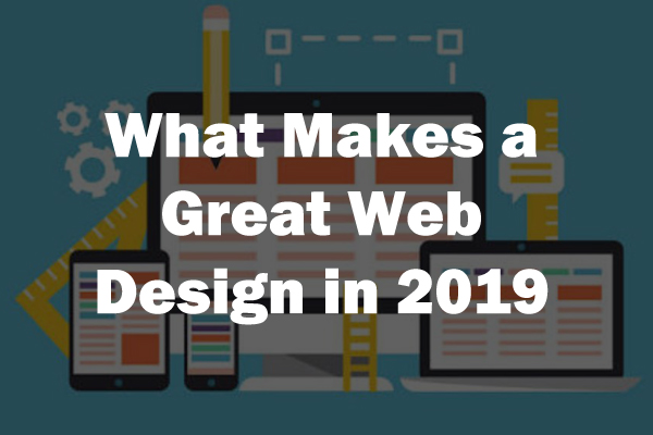 what makes a great web design